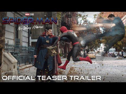 Spider-Man: No Way Home (2021) Teaser Trailer
