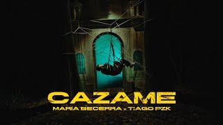 Maria Becerra, Tiago PZK - CAZAME (Official Video)