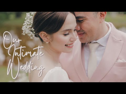 Jessy and Luis' Intimate Wedding in Batangas