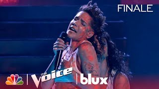 Halsey   'Without Me' (The Voice 2018 Finale)