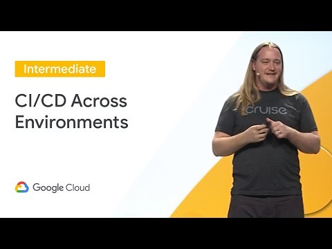 CI/CD Across Multiple Environments video