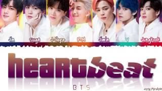 BTS (방탄소년단)   'HEARTBEAT' Lyrics [Color Coded_Han_Rom_Eng]