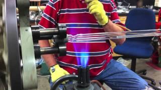 [Lab 13] Glassblowing Quartz