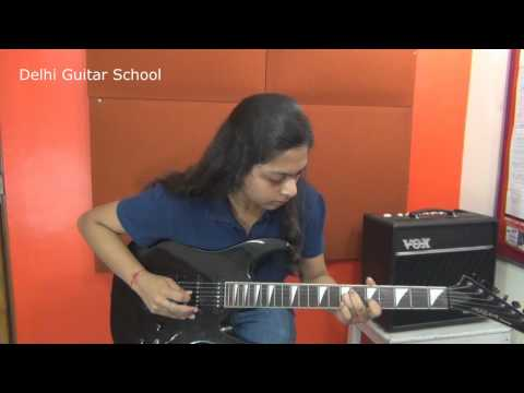 Delhi Guitar School video cover2