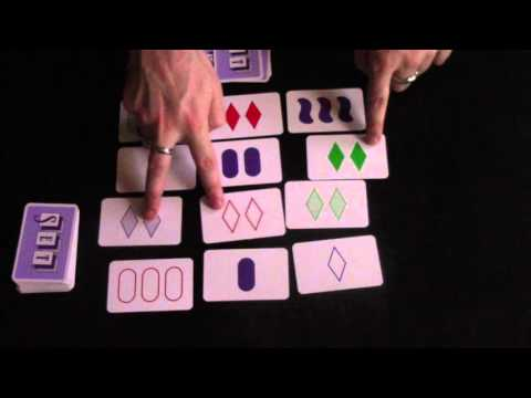 How to play Set - The Dice Cup
