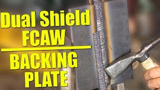MIGMONDAY Weldcom reviews how to weld dual shield flux core wire with