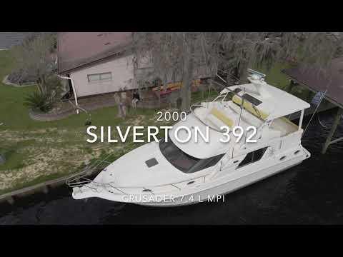 Silverton 392 Motor Yacht video