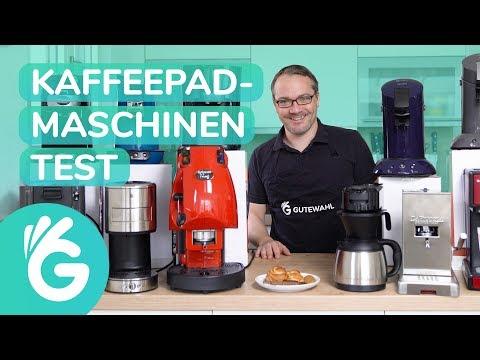 Kaffeepadmaschine Test – 6 Senseo Maschinen und 5 Konkurrenten