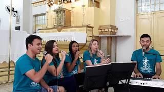 São José O Servo Fiel - Canto Inicial - Missa De São José.