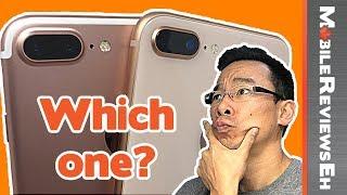 Camera Comparison - iPhone 8 vs. iPhone 7 vs. iPhone 6s
