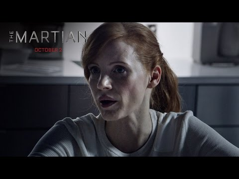 The Martian TV Spot 'Let's Go Get Our Boy'