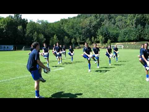 Preview video Prima Squadra a tempo di musica....coordinazione motoria, resistenza e corsa