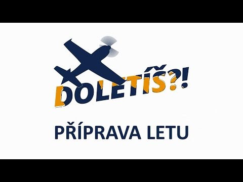 """""""Doletíš?!"""": Příprava letu (teaser)"""