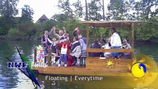 preview picture of video 'NWF Heidesheim | Rhine River Floating II'