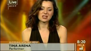 Tina Arena - Sunrise 7 - Interview Australian TV