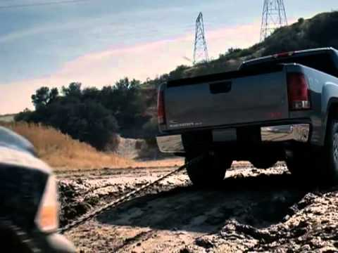GMC Commercial for GMC Sierra (2010) (Television Commercial)
