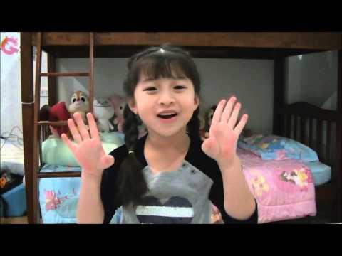 Kiyomi - Thần đồng âm nhạc Thái Lan (Gail Sophicha) , ngộ nghĩnh lắm