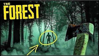 НОВЫЙ ФОРЕСТ - ЗИМНЯЯ ПЕЩЕРА И НОВЫЕ МОНСТРЫ | The Forest 2018 (ПРОХОЖДЕНИЕ #3)