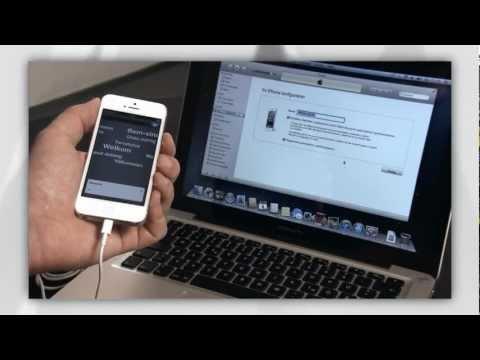 iPhone 5 aktivieren