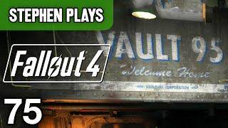 """Fallout 4 #75 - """"Vault 95"""""""