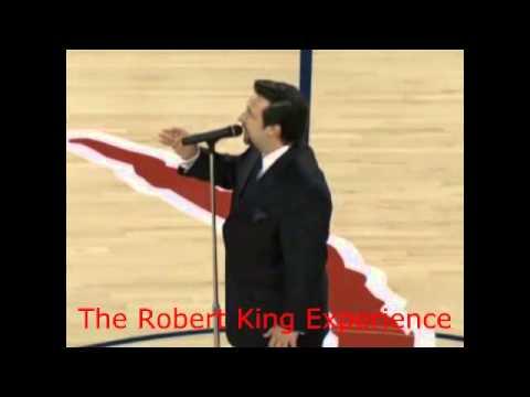 "Robert King - ""The Star-Spangled Banner"""