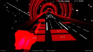 Audiosurf 2: Abyssic Hate - Betrayed - Suicidal Emotions [02/04]