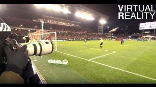 Experience Seattle's PK Shootout Win in Virtual Reality