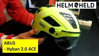 Abus - Hyban 2.0 ACE - vorgestellt - powered by helmheld.de