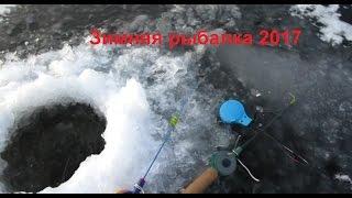 Рыбалка зимой на опарыш