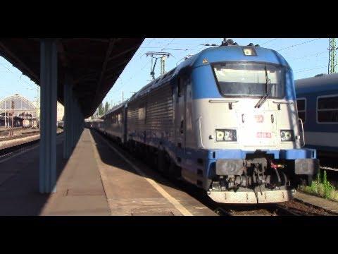 [HD] 172 HUNGARIA EC indul Hamburg-Altonára Budapest-Keleti pályaudvarról, IC+ kocsikkal letöltés