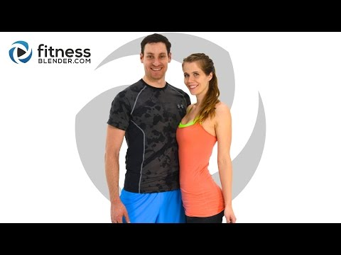 1000 Calorie Workout Video - Strength, HIIT Cardio and Abs Workout to Burn 1000 Calories