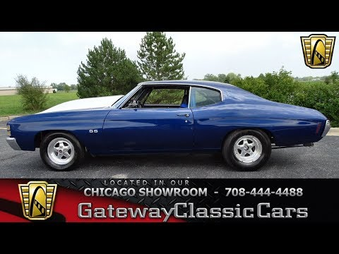 1971 Chevrolet Malibu for Sale - CC-1016691
