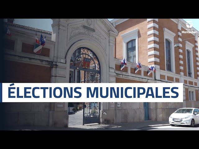 Organisation du second tour des élections municipales