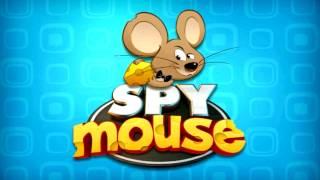 Воришка Мышка SPY mouse Мышка как Воришка Боб  Играем в мультяшную игру