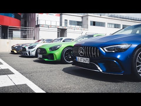 How to Make an Epic Commercial, with Mercedes-AMG & Lewis Hamilton!