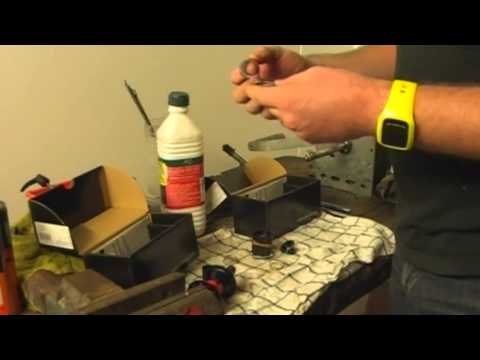 comment demonter pneu jante alu