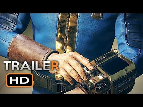FALLOUT 76 TRAILER OFFICIAL - E3 2018 PS4/XBOX ONE/PC