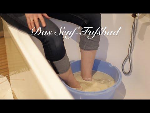 Viriditas Heilpflanzen-Video: das Senf-Fußbad