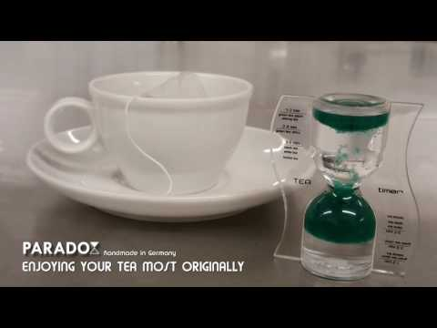 PARADOX tea timer / Teeuhr