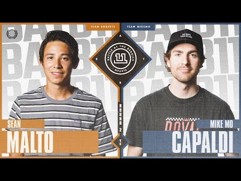 BATB 11 | Sean Malto vs. Mike Mo Capaldi - Round 2