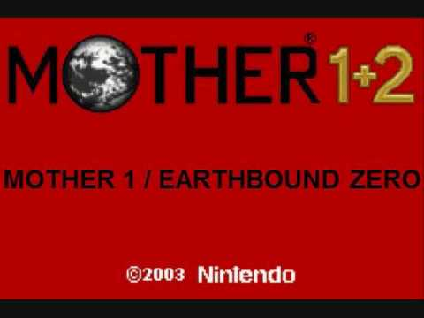Mother 1 + 2 music : Battle with a Dangerous Foe (Mother 1 / Earthbound Zero)