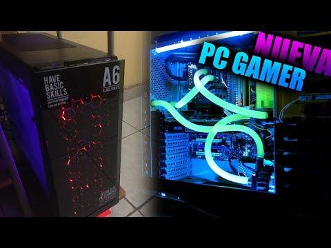 MI NUEVA PC GAMER | 2017 | $12000 MXN |