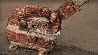 Metal Shear Restoration | Small And Cute!