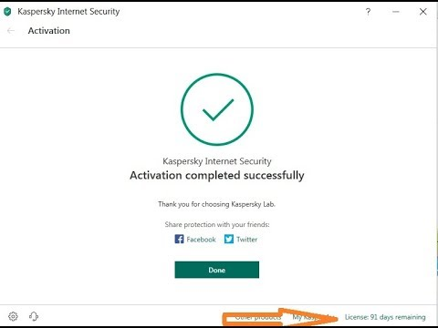 Activate kaspersky for free - Trial reset - смотреть онлайн на Hah Life