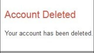 How to Delete Any Website Account