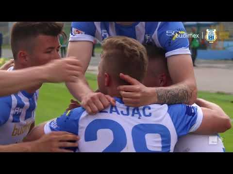 Skrót meczu Stomil Olsztyn - Stal Mielec