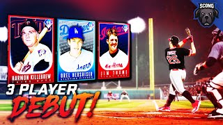 GAME OF THE YEAR! 3 PLAYER DEBUT! [MLB The Show 20]