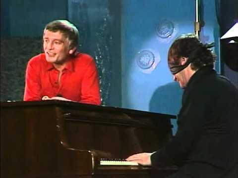 Luděk Nekuda a Jiří Císler - Kdo si zpívá jálií hál