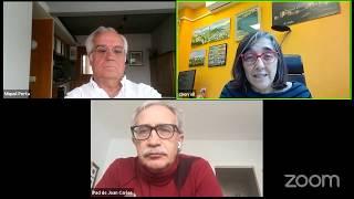 Entrevista a Carme Borrell y Miquel Porta sobre COVID-19