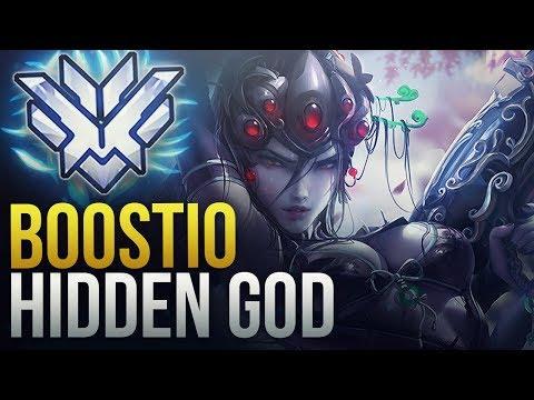 鬥陣特攻-北美輸出之神 Boostio